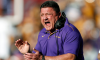 Ed Orgeron Locker Room Speech