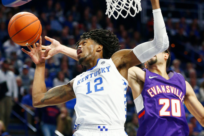 Evansville (Yes, Evansville) Upsets No. 1 Kentucky, 67-64