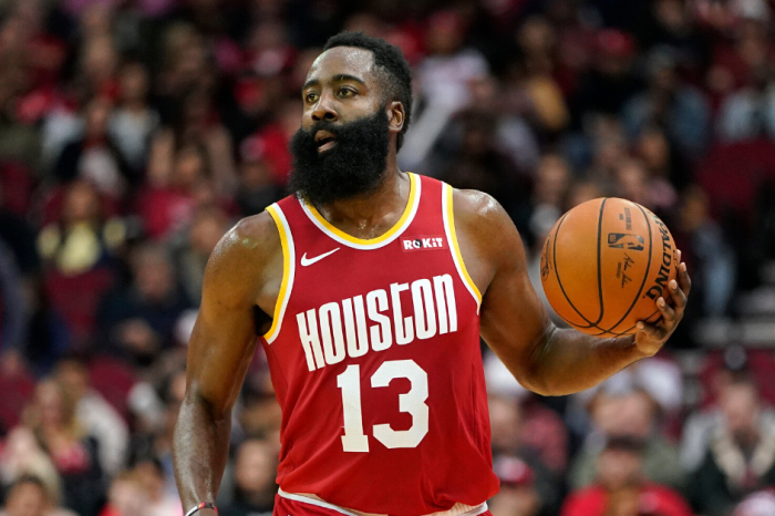James Harden's Net Worth Is Somehow Larger Than His Beard