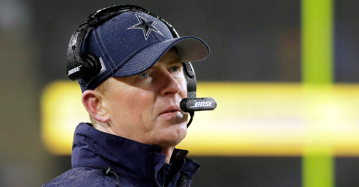 "NFL Admits Blown ""Tripping"" Calls Against Cowboys"