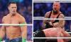 John Cena, Undertaker