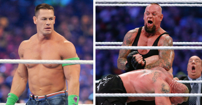 Who Has a Better WWE Career: John Cena or The Undertaker?