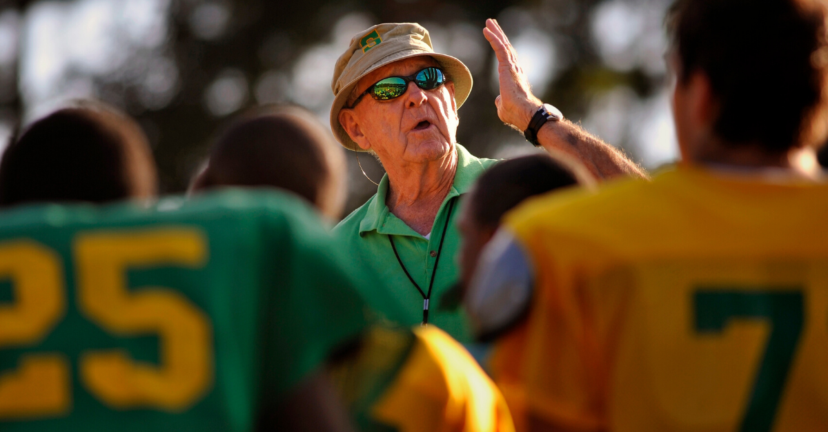 Nation's Winningest Football Coach, 93, Dies on Thanksgiving Day