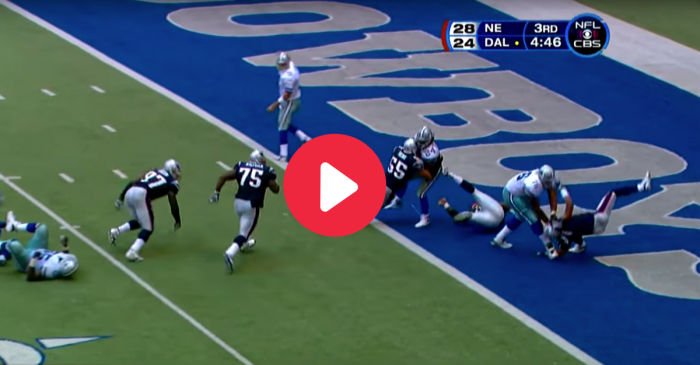 Relive the Greatest 2-Yard Run in NFL History