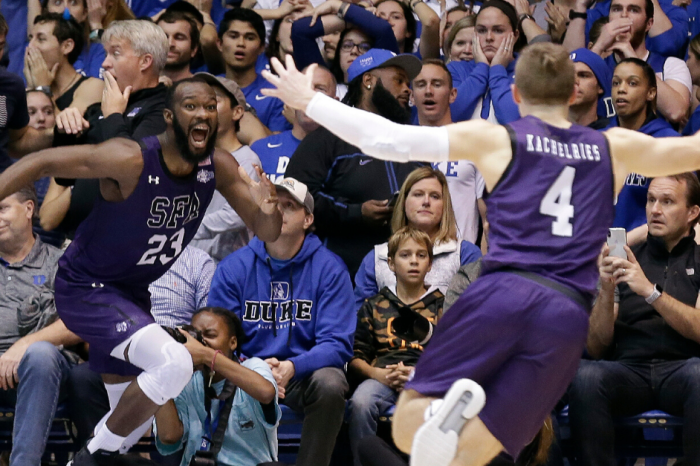 Donations to Player's Family Reach $50,000 After Upsetting No. 1 Duke
