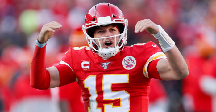 Patrick Mahomes' 10-Year Deal is Worth $450 Million