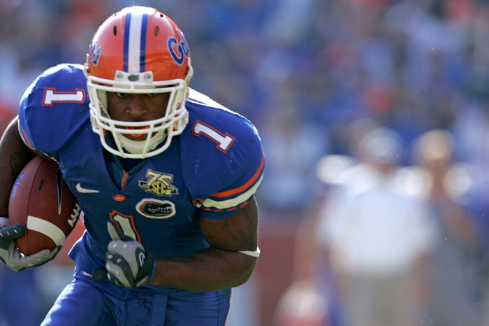 "Percy Harvin Will Serve as Honorary ""Mr. Two Bits"" Against FSU"