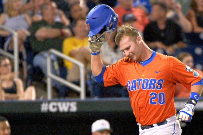 Former Florida Star Pete Alonso Wins Rookie of the Year Award