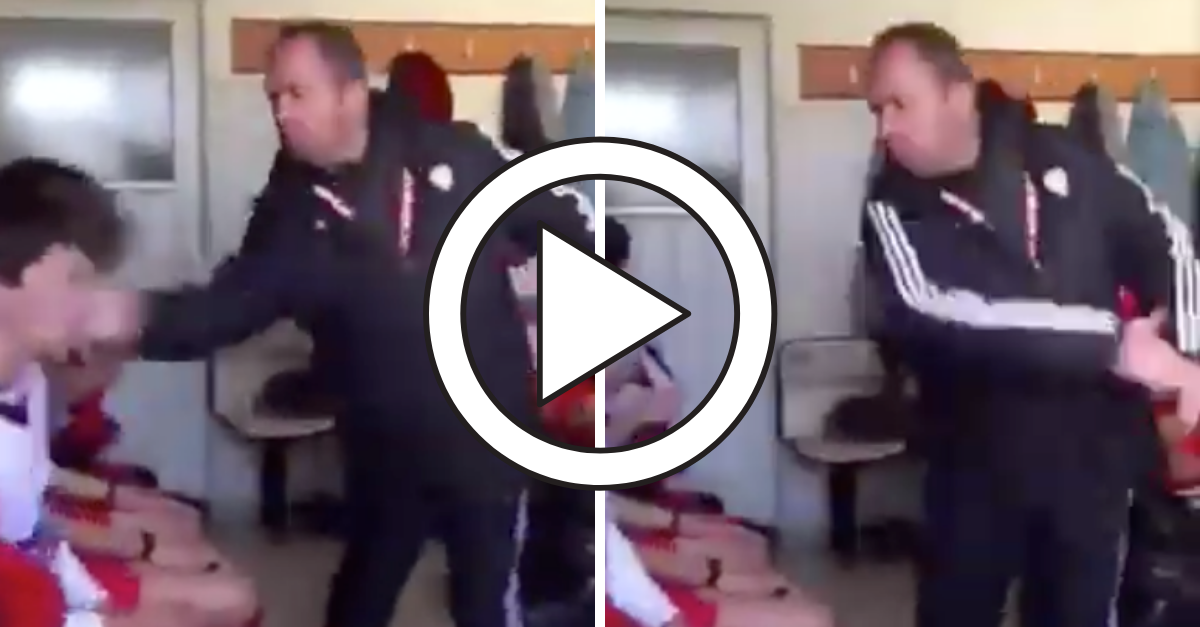 "Coach Slaps Players, Screams ""I Will Kill You"" to Motivate Them"