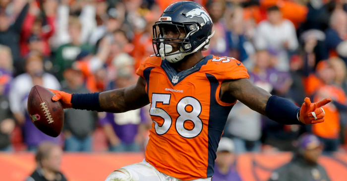 Von Miller's Net Worth: The All-Pro Could Buy a Lifetime of Chicken Farms
