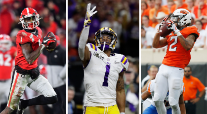 2020 Biletnikoff Award Watch List Features 55 Elite Pass Catchers