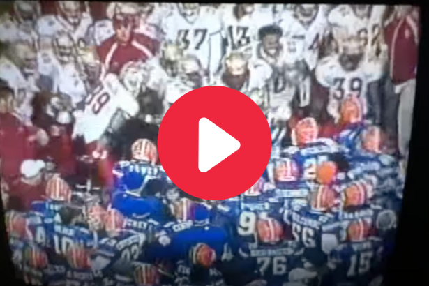 FSU vs. Florida: Relive 2003's Explosive Postgame Fight