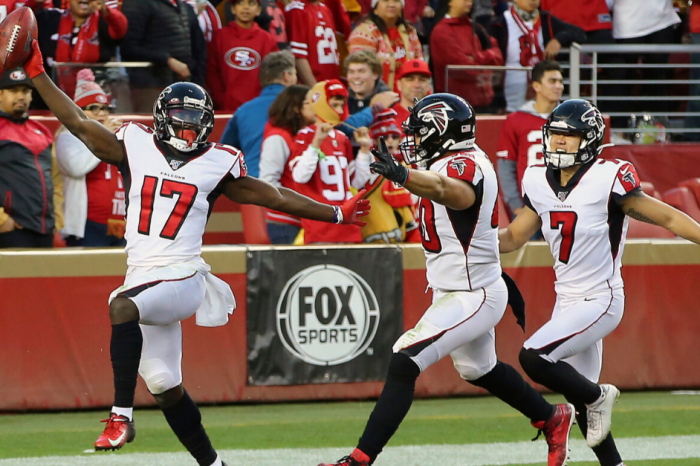 Falcons Broke NFL Record with 2 Touchdowns in 2 Seconds