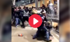 Bears Cowboys Fans Fight