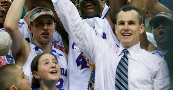 Florida to Name Basketball Court After Billy Donovan