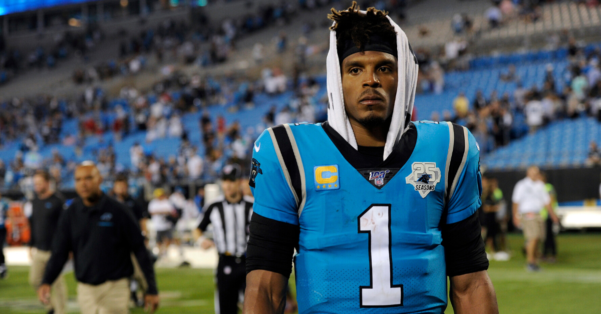 Cam Newton Undergoes Foot Surgery, No Timetable for Return