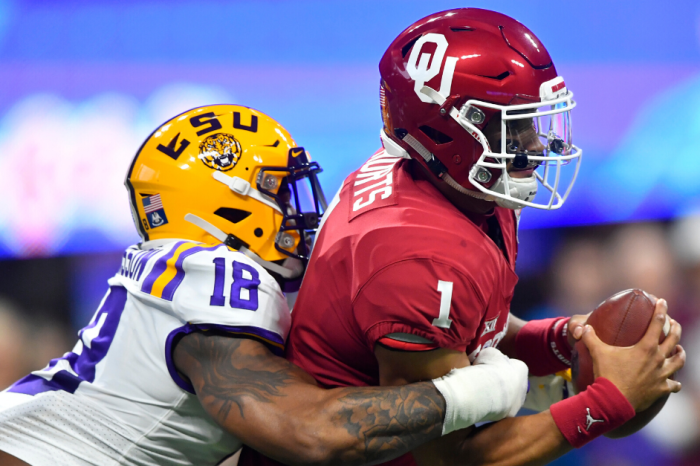 CFP Payouts: LSU, Oklahoma to Pocket More Money Than Other Semifinalists