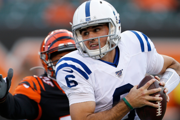 Colts QB Sued by Von Miller's Photographer for Assault