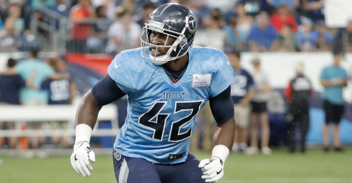 Titans Rookie Forced to Pay $10,000 Steakhouse Bill