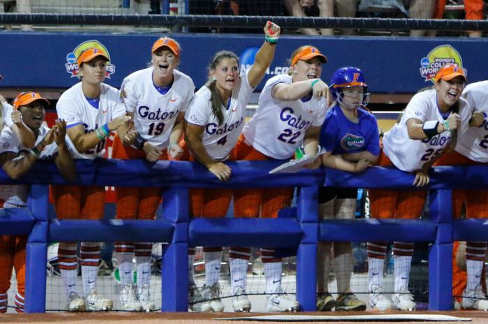 Florida Gators Named No. 2 Softball Team of the Decade