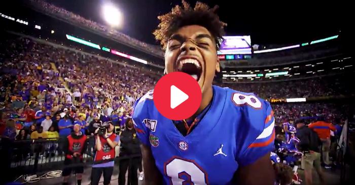 Jonathan Greenard Narrates Florida's Orange Bowl Hype Video