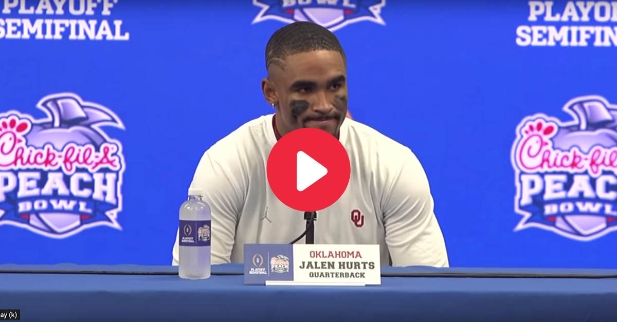 Jalen Hurts Press Conference