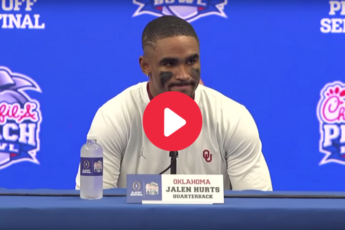 "Heartbroken Jalen Hurts After CFP Loss: ""I Can't Come Back and Fix It"""