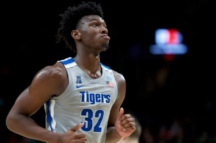 Thanks to NCAA, James Wiseman's College Career Ended Before It Really Started