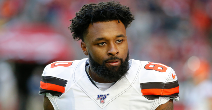 Jarvis Landry Played Entire Season with Fractured Lower Back
