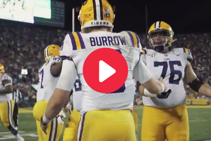 Tyrann Mathieu Narrates Joe Burrow's Heisman Hype Video