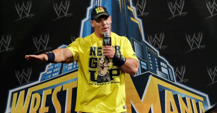 John Cena's Rap Battle vs. The Big Show Never Gets Old