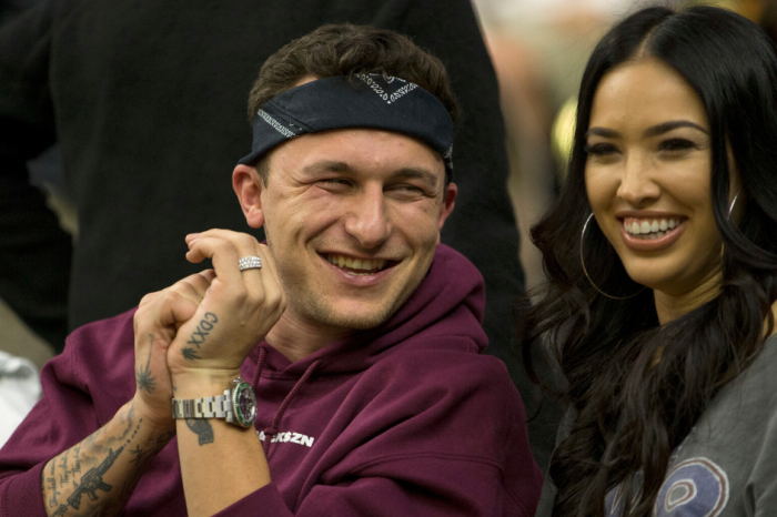 Johnny Manziel's Wife Bre Tiesi Officially Files for Divorce