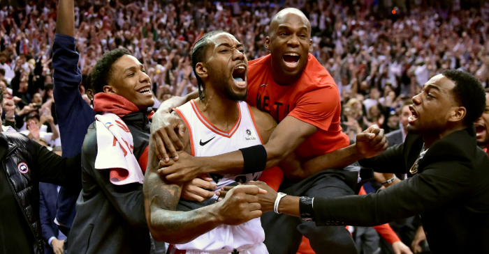 Kawhi Leonard Named AP Male Athlete of the Year