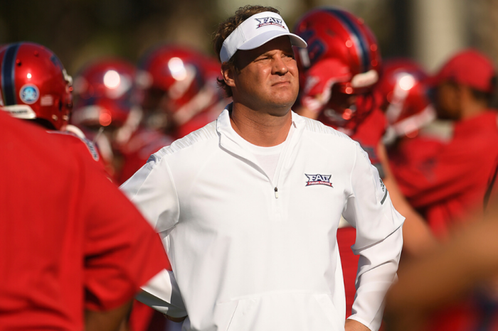 Lane Kiffin Officially Named Ole Miss' Next Head Coach