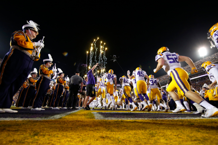 LSU's Tiger Stadium Tops Rankings as the SEC's Best