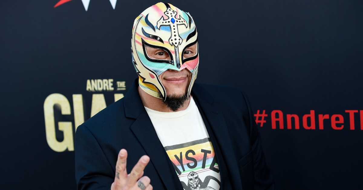 Is Rey Mysterio's Son Plotting to Turn on His Father?