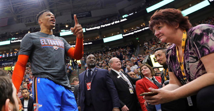 Banned NBA Fan Sues for $100 Million After Taunting Scandal