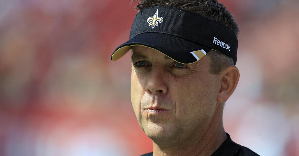 Saints Coach Sean Payton Tests Positive for Coronavirus