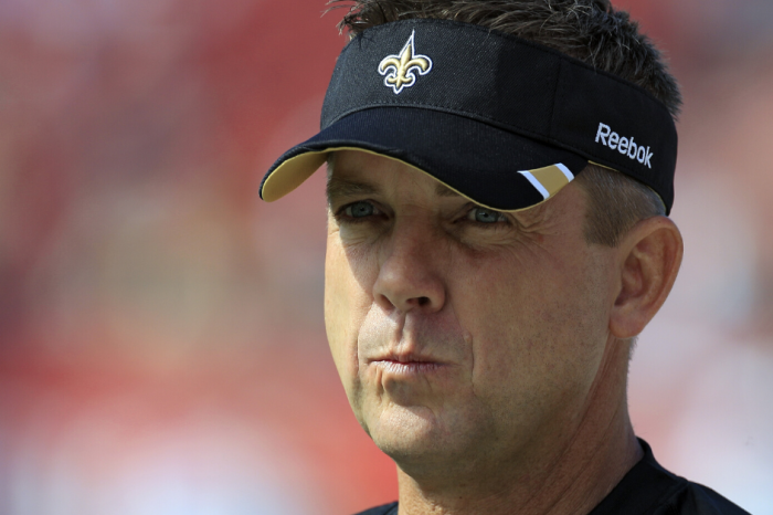 Saints Coach Sean Payton Tests Positive for Coronavirus