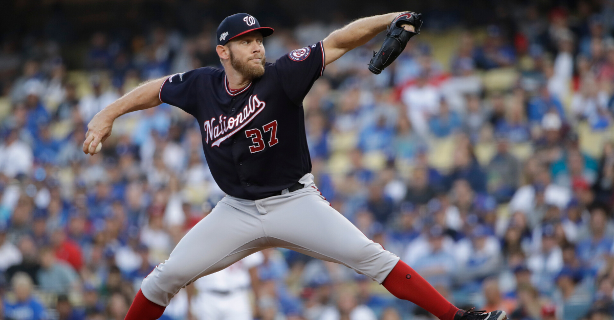 Stephen Strasburg, Nationals Reach Record $245 Million Deal