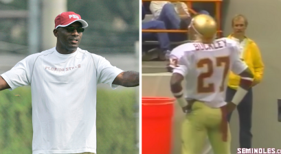 FSU's Terrell Buckley Smashed Records. Now, He's a Hall of Famer