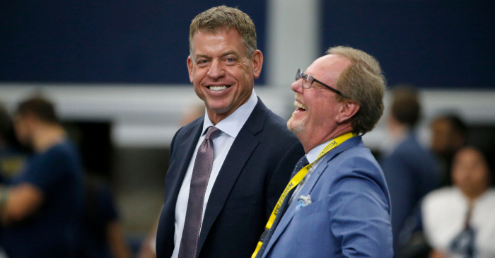 Troy Aikman Eyes NFL GM Job, But Doubtful It's With Cowboys
