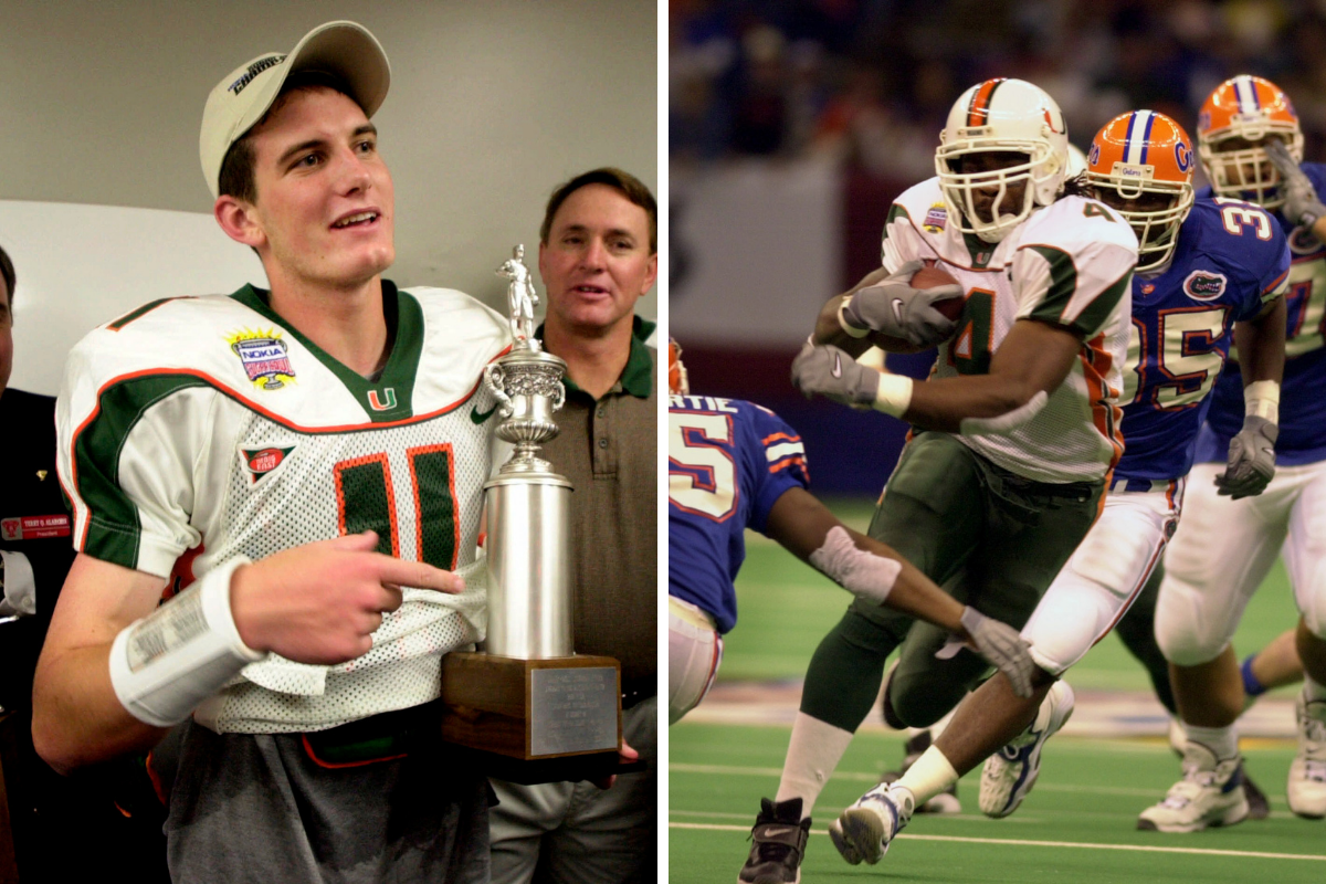 Why The 2001 Miami Hurricanes Are The Greatest NCAA Team Ever