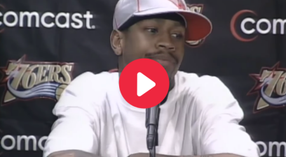 Allen Iverson's Iconic Practice Rant Never Gets Old