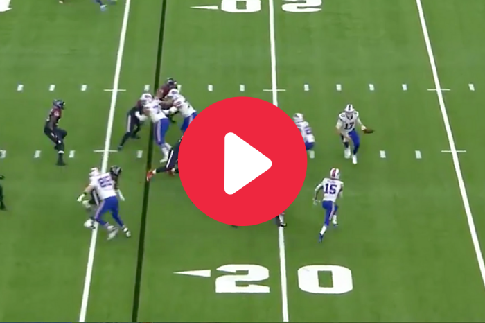 Buffalo's Trick Play TD Caught Everyone Off Guard