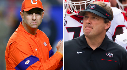 Georgia & Clemson's Historic Opener Brings Serious CFP Hype