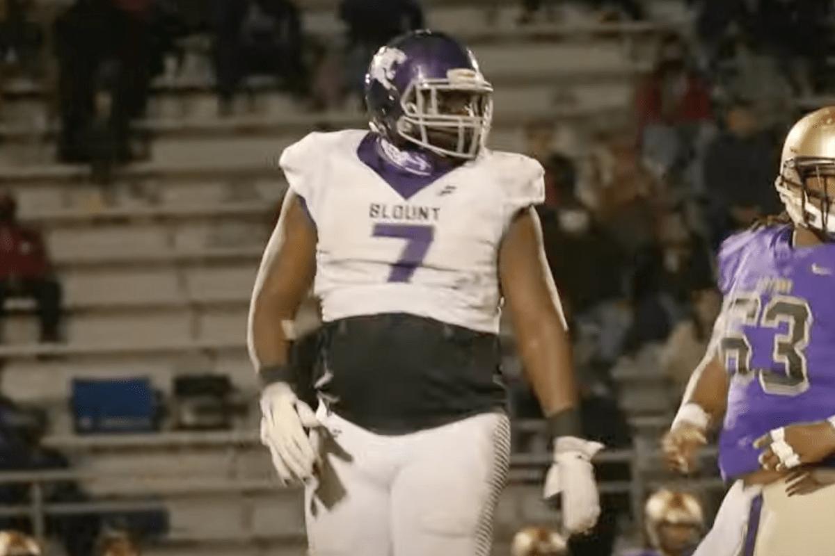 Meet Auburn's Newest 320-Pound Defensive Wrecking Ball