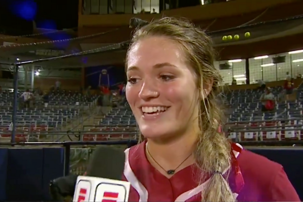 Alabama Found Its Ace, And She May Be The Next Jennie Finch