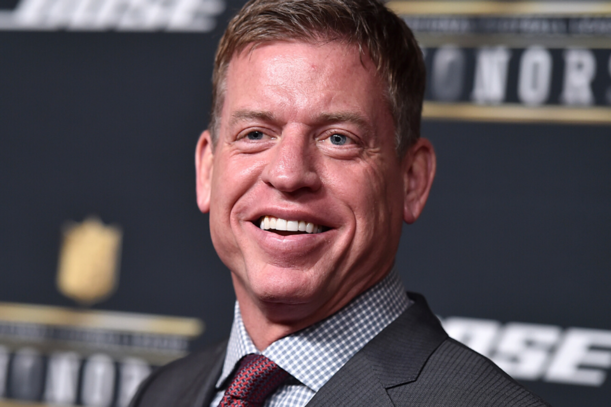 Troy Aikman's Net Worth: How Rich is the Hall-of-Fame QB?