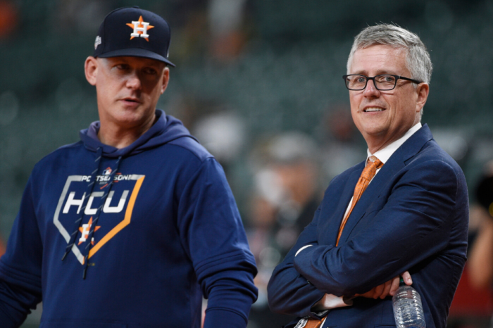 Astros Cheating Scandal Forces Firing of GM, Manager